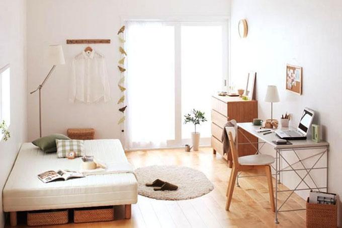 mẫu thiết kế nội thất nhà 15m2 hiện đại