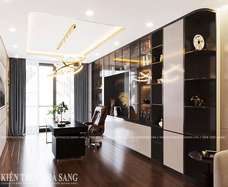 mẫu thiết kế nội thất nhà 50m2