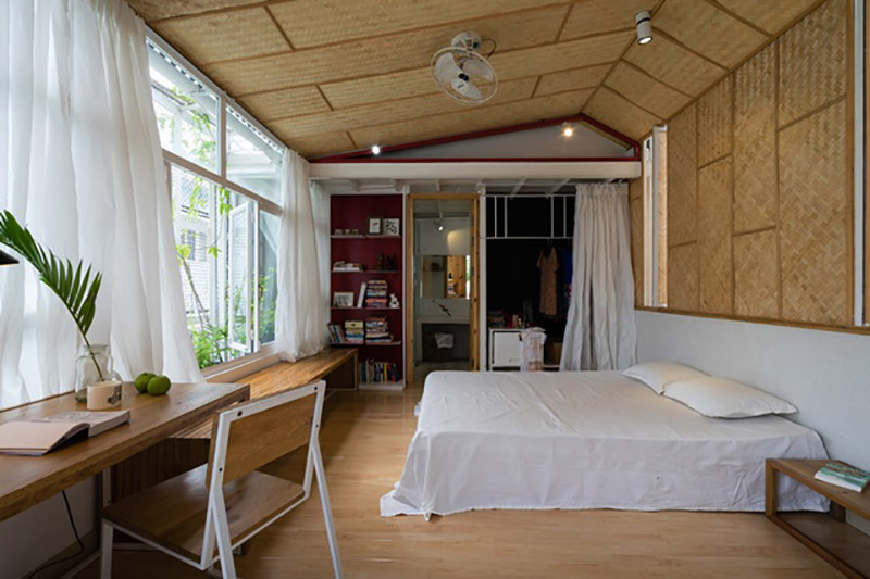 mẫu thiết kế nội thất nhà cấp 4